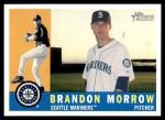 2009 Topps Heritage #313  Brandon Morrow  Front Thumbnail