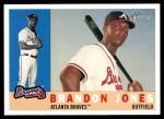 2009 Topps Heritage #246  Brandon Jones  Front Thumbnail