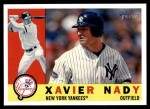 2009 Topps Heritage #237  Xavier Nady  Front Thumbnail
