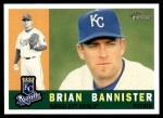 2009 Topps Heritage #252  Brian Bannister  Front Thumbnail