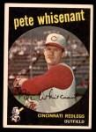 1959 Topps #14  Pete Whisenant  Front Thumbnail