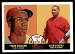 2007 Topps Heritage Then & Now #1 TN Frank Robinson / Ryan Howard  Front Thumbnail