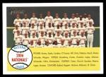 2007 Topps Heritage #44   Washington Nationals Team Front Thumbnail