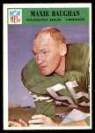 1966 Philadelphia #133  Maxie Baughan  Front Thumbnail