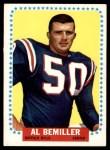 1964 Topps #25  Al Bemiller  Front Thumbnail