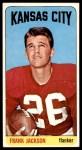 1965 Topps #105  Frank Jackson  Front Thumbnail