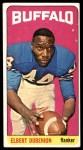 1965 Topps #28  Elbert Dubenion  Front Thumbnail