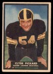 1951 Topps Magic #52  Clyde Pickard  Front Thumbnail