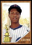 2011 Topps Heritage #25  Starlin Castro  Front Thumbnail