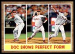 2011 Topps Heritage #312   -  Roy Halladay Doc Shows Perfect Form Front Thumbnail
