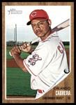 2011 Topps Heritage #381  Orlando Cabrera  Front Thumbnail