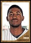 2011 Topps Heritage #415  Dexter Fowler  Front Thumbnail