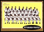 2011 Topps Heritage #409   Pirates Team Front Thumbnail