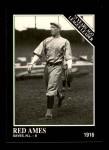 1991 Conlon #153   -  Red Ames 1916 League Leaders Front Thumbnail
