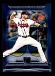 2011 Topps 60 #21 T-60 Tommy Hanson  Front Thumbnail