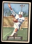 1951 Topps Magic #72  John Bright  Front Thumbnail