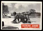 1965 Philadelphia War Bulletin #46   Crawling Ashore Front Thumbnail