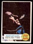 1969 Topps Man on the Moon #28 A  Bound For Glory Front Thumbnail