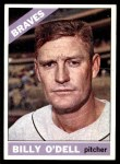 1966 Topps #237  Billy O'Dell  Front Thumbnail