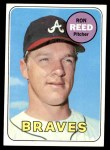 1969 Topps #177  Ron Reed  Front Thumbnail