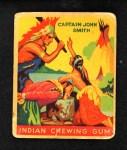 1933 Goudey Indian Gum #70  Captain John Smith   Front Thumbnail