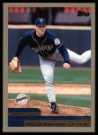 2000 Topps #24  Sterling Hitchcock  Front Thumbnail