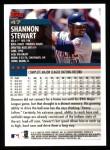 2000 Topps #47  Shannon Stewart  Back Thumbnail