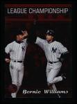 2000 Topps #227  American League Championship Series - Bernie Williams  Front Thumbnail
