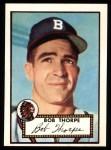 1952 Topps REPRINT #367  Ben Thorpe  Front Thumbnail