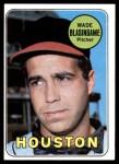 1969 Topps #308  Wade Blasingame  Front Thumbnail