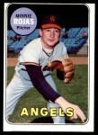 1969 Topps #502  Minnie Rojas  Front Thumbnail
