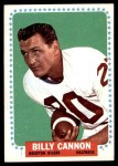 1964 Topps #69  Billy Cannon  Front Thumbnail