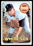 1969 Topps #34  Gary Peters  Front Thumbnail
