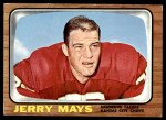 1966 Topps #73  Jerry Mays  Front Thumbnail