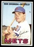 1967 Topps #264  Ron Swoboda  Front Thumbnail