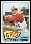 1965 Topps #207  Pete Rose  Front Thumbnail
