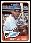 1965 Topps #220  Billy Williams  Front Thumbnail