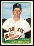 1965 Topps #494  Jay Ritchie  Front Thumbnail