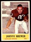 1964 Philadelphia #29  Johnny Brewer  Front Thumbnail