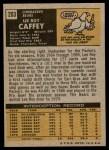 1971 Topps #203  Lee Roy Caffey  Back Thumbnail