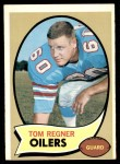 1970 Topps #181  Tom Regner  Front Thumbnail