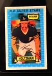 1974 Kellogg's #31  Ken Holtzman  Front Thumbnail