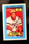 1974 Kellogg's #37  Willie Stargell  Front Thumbnail