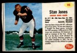 1962 Post #115  Stan Jones  Front Thumbnail
