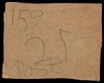 1962 Post #159  Joe Childress  Back Thumbnail