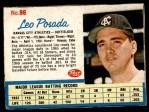 1962 Post #96  Leo Posada   Front Thumbnail