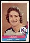1977 O-Pee-Chee WHA #5  Joe Noris  Front Thumbnail