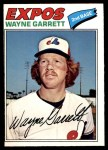 1977 O-Pee-Chee #117  Wayne Garrett  Front Thumbnail