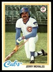 1978 O-Pee-Chee #23  Jerry Morales  Front Thumbnail