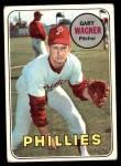 1969 Topps #276  Gary Wagner  Front Thumbnail